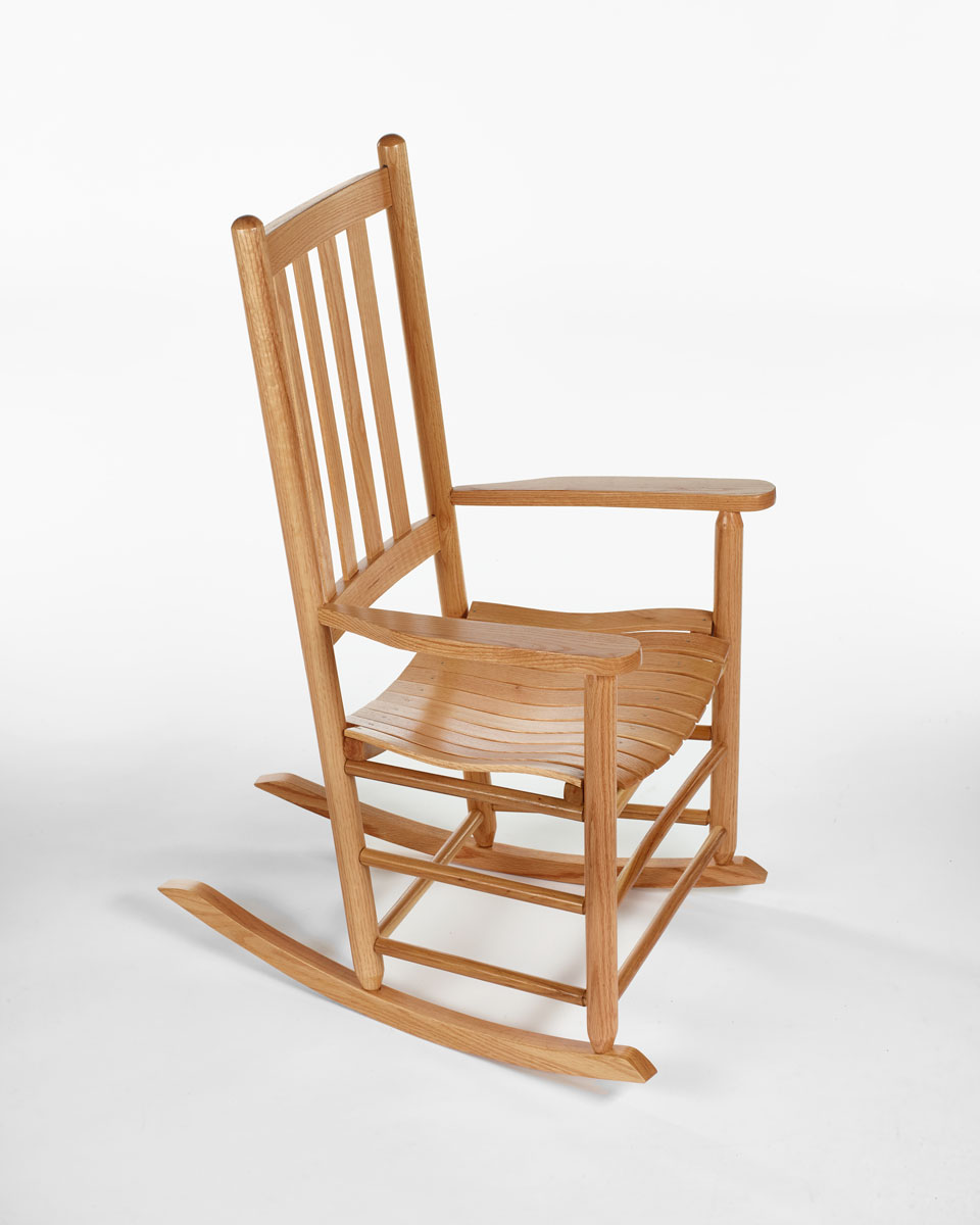 146 Cottage Rocker