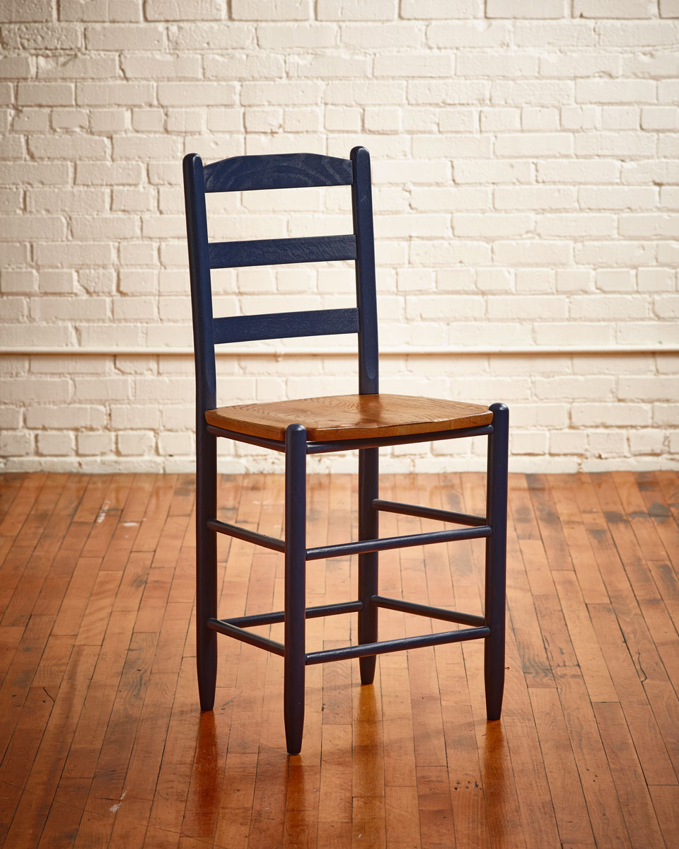 1524 Farmhouse Stool