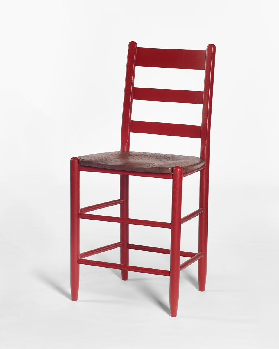 1924 Cottage Ladder Back Chair