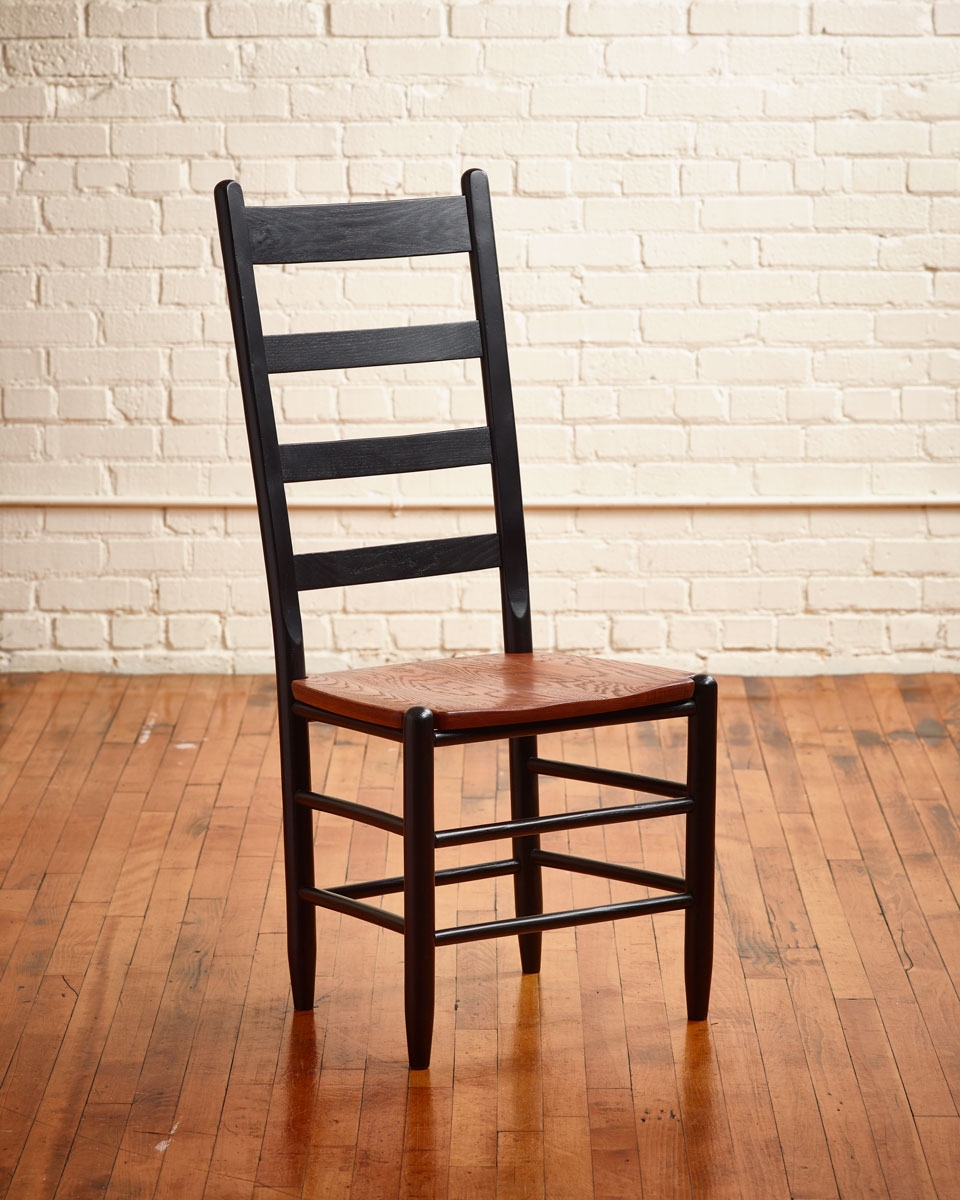 19T Cottage Ladder Back Chair