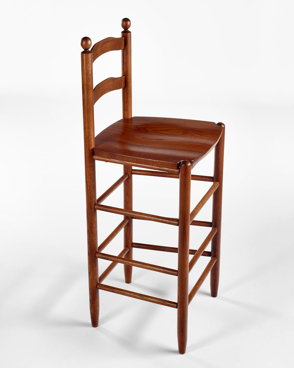530 Martha Washington Stool