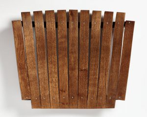 Harvest Oak Seat
