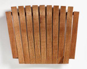 Medium Oak Seat