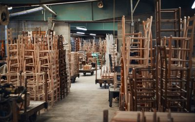 Meet the Maker: Troutman Chair Company