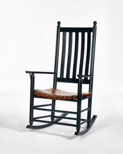Green Rocking Chair - rocking chair colors