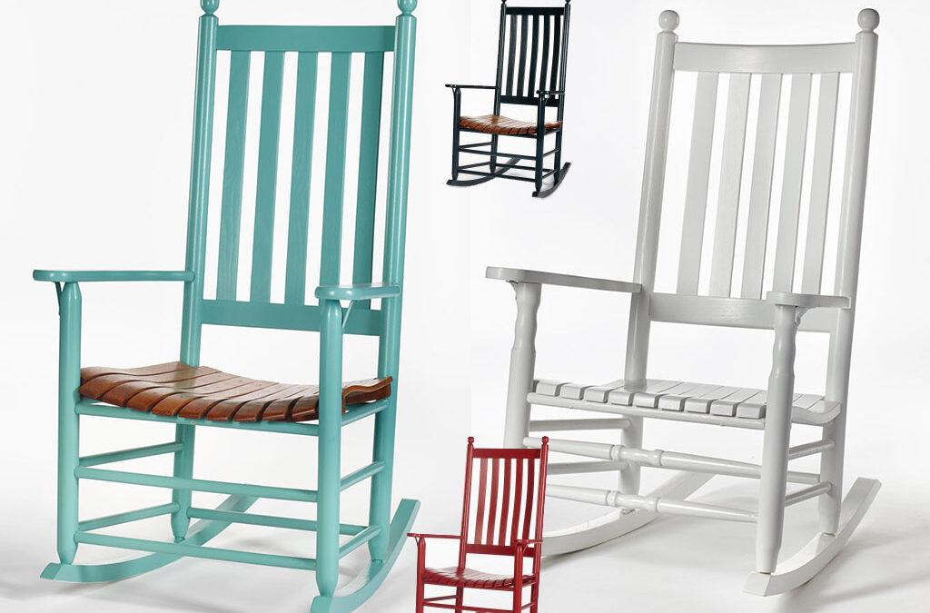 Rocking Chair Colors & Design Ideas
